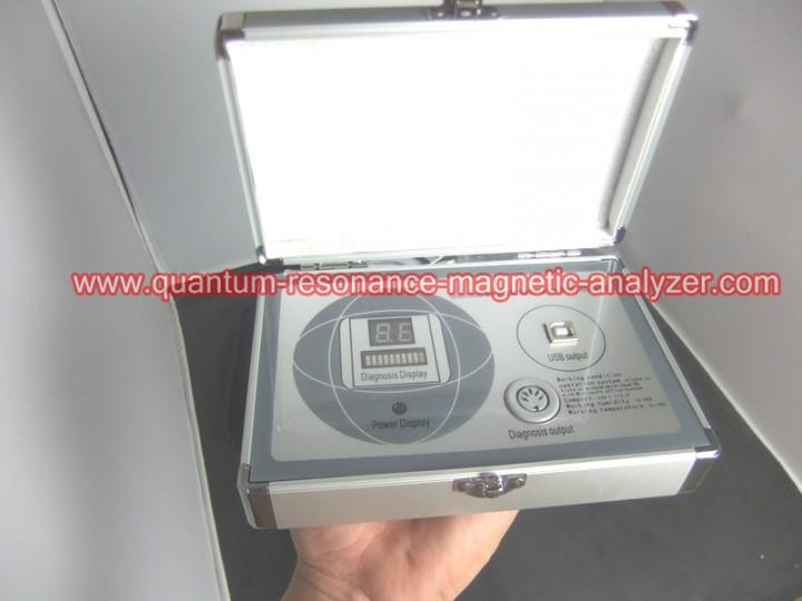 Romanian Quantum Resonance Magnetic Analyzer