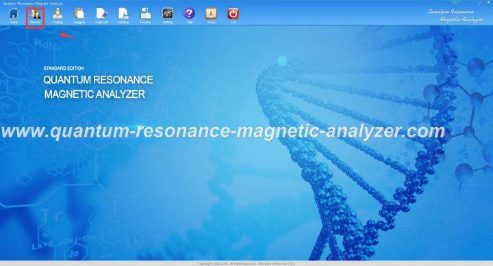 quantum resonance magnetic analyzer (2)