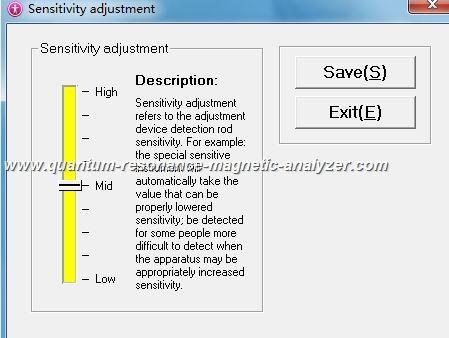 quantum resonance magnetic analyzer (25)