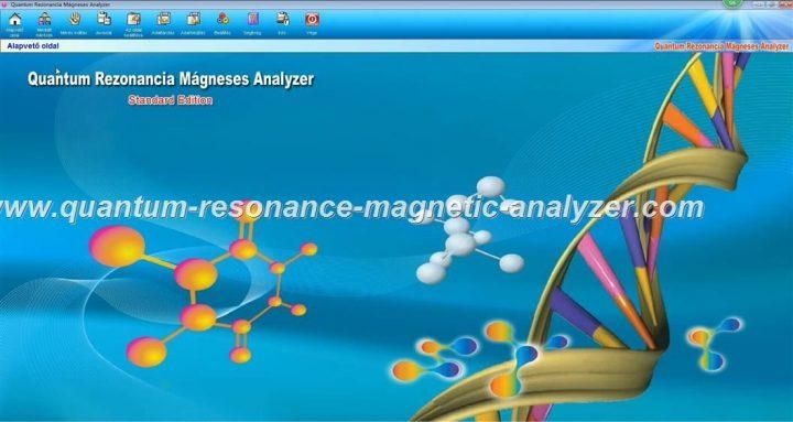 how to use the Hungarian version Quantum Resonance Magnetic Analyzer Quantum Rezonancia Mágneses Analyzer