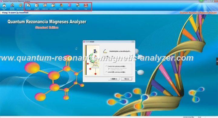 how to use the Hungarian version Quantum Resonance Magnetic Analyzer Quantum Rezonancia Mágneses Analyzer (20)