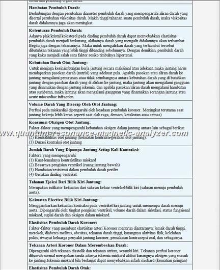 how to use the Indonesian version Quantum Resonance Magnetic Analyzer Kuantum Resonansi Analisa Magnetik (13)