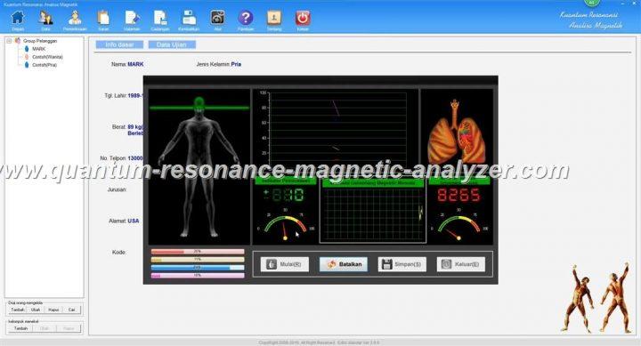 how to use the Indonesian version Quantum Resonance Magnetic Analyzer Kuantum Resonansi Analisa Magnetik (4)