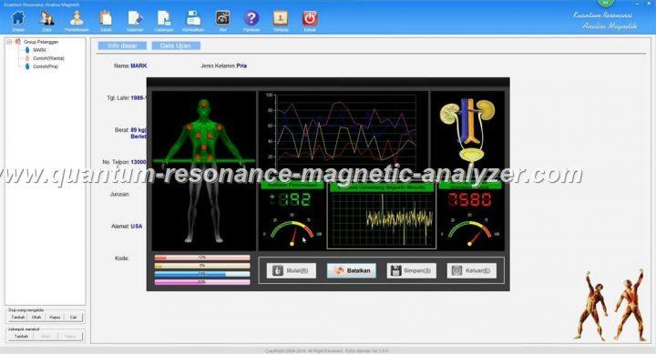 how to use the Indonesian version Quantum Resonance Magnetic Analyzer Kuantum Resonansi Analisa Magnetik (6)