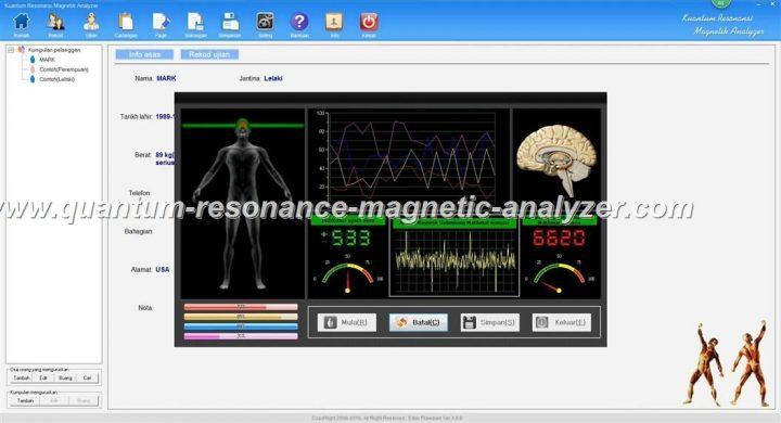 how to use the Kuantum Resonansi Magnetik Analyzer Malay3.9.9 version Quantum Resonance Magnetic Analyzer (10)