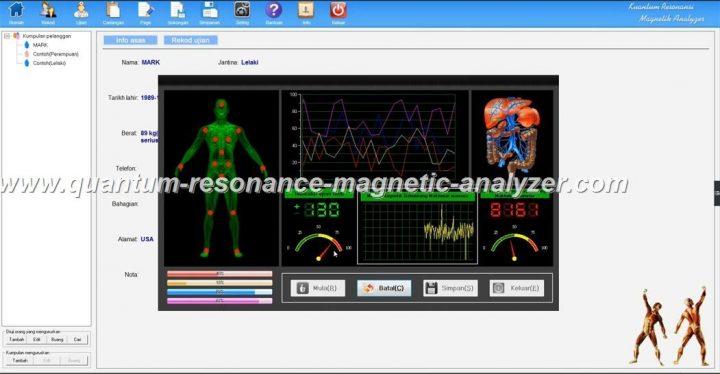 how to use the Kuantum Resonansi Magnetik Analyzer Malay3.9.9 version Quantum Resonance Magnetic Analyzer (4)