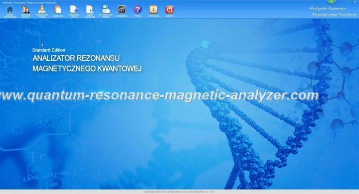 how to use the Polish version Quantum Resonance Magnetic Analyzer Analizator Rezonansu Magnetycznego Kwantowej (1)