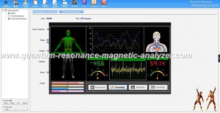 how to use the Polish version Quantum Resonance Magnetic Analyzer Analizator Rezonansu Magnetycznego Kwantowej  (18)