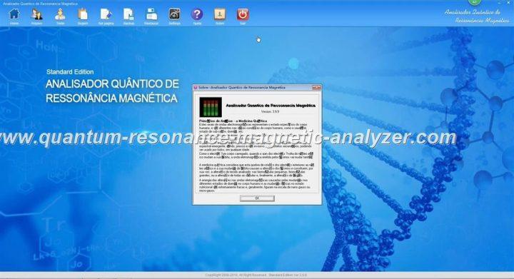 how to use the Portugal version Quantum Resonance Magnetic Analyzer Analisador Quântico de Ressonância Magnética  ( (14)