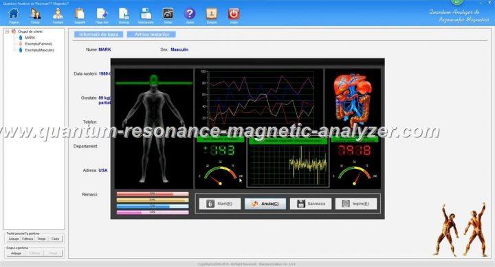 how to use the Romanian3.9.9 version Quantum Resonance Magnetic Analyzer Quantum Analizor de Rezonanţă Magneti (4)