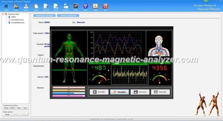 how to use the Romanian3.9.9 version Quantum Resonance Magnetic Analyzer Quantum Analizor de Rezonanţă Magneti (8)