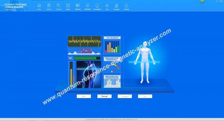 quantum body analyzer software