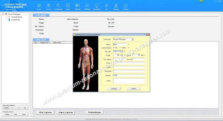 indonesia Quantum Resonance Magnetic Analyzer software Course (2)