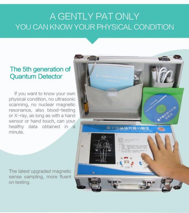Quantum bio analyzer