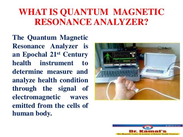 quantum body analyzer
