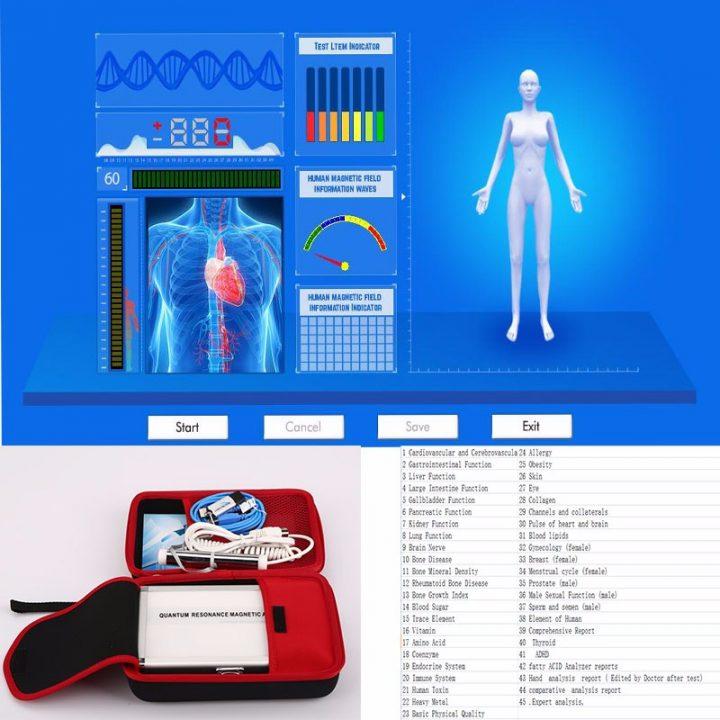 quantum body analyzer price in india
