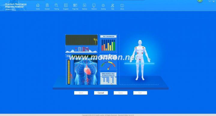 Quantum medicine machine