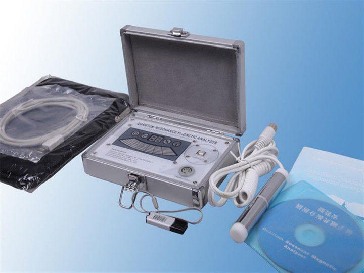 quantum diagnostic machine