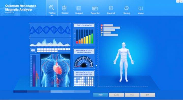 quantum health analyzer