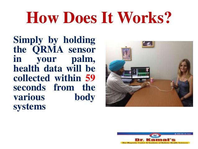 quantum weak magnetic resonance analyzer