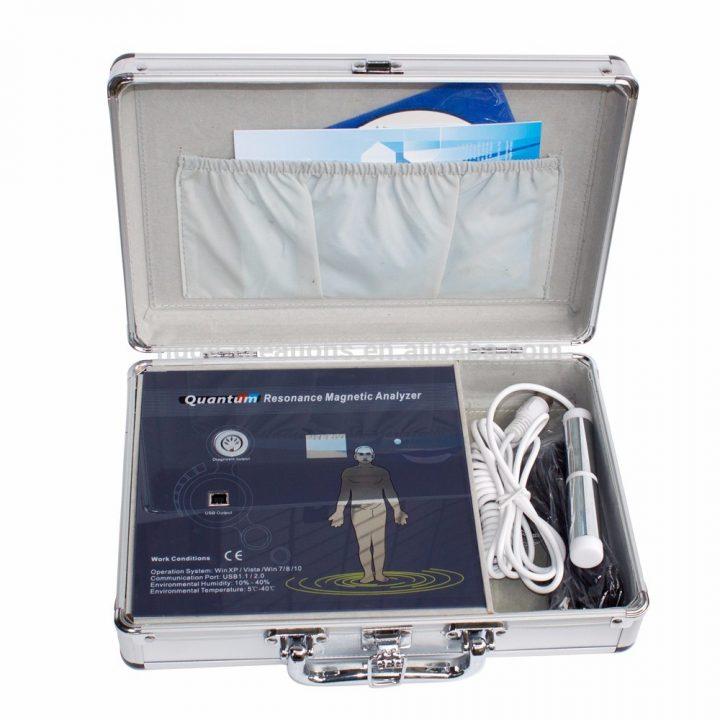 quantum magnetic health analyzer