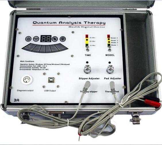 Quantum resonance magnetic analyzer price in india