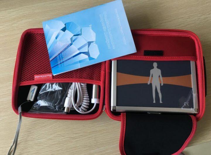 Mini Quantum Magnetic Resonance Body Analyzer